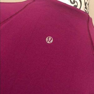 lululemon athletica Tops - Reversible Lululemon Zip-Up